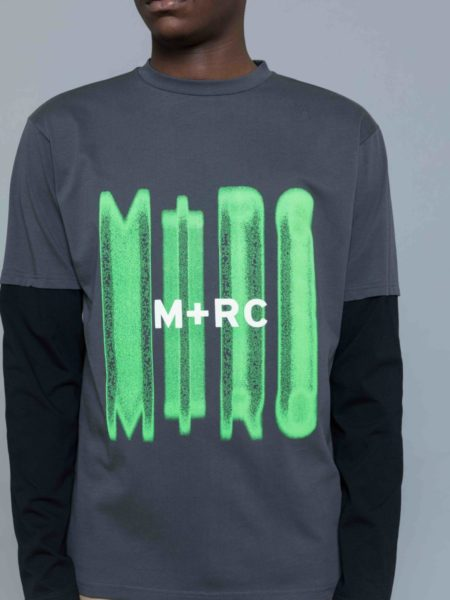 Mrc Noir Double Layer Grey Green