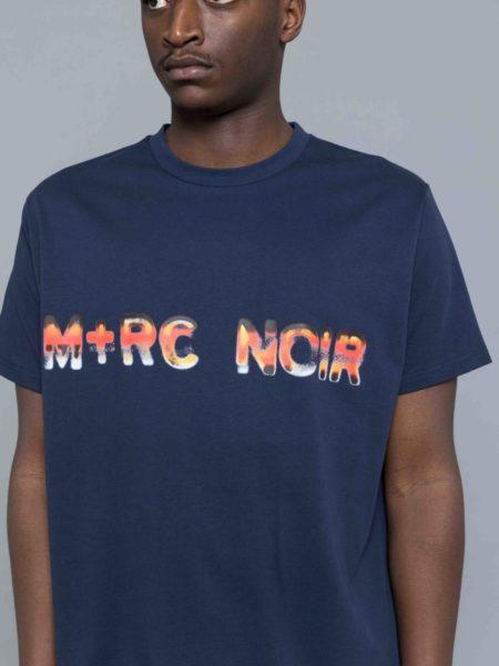 Mrc Noir Fire Tshirt Navy