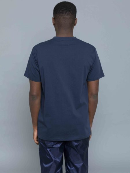 Mrc Noir Fire Tshirt Navy M+RC