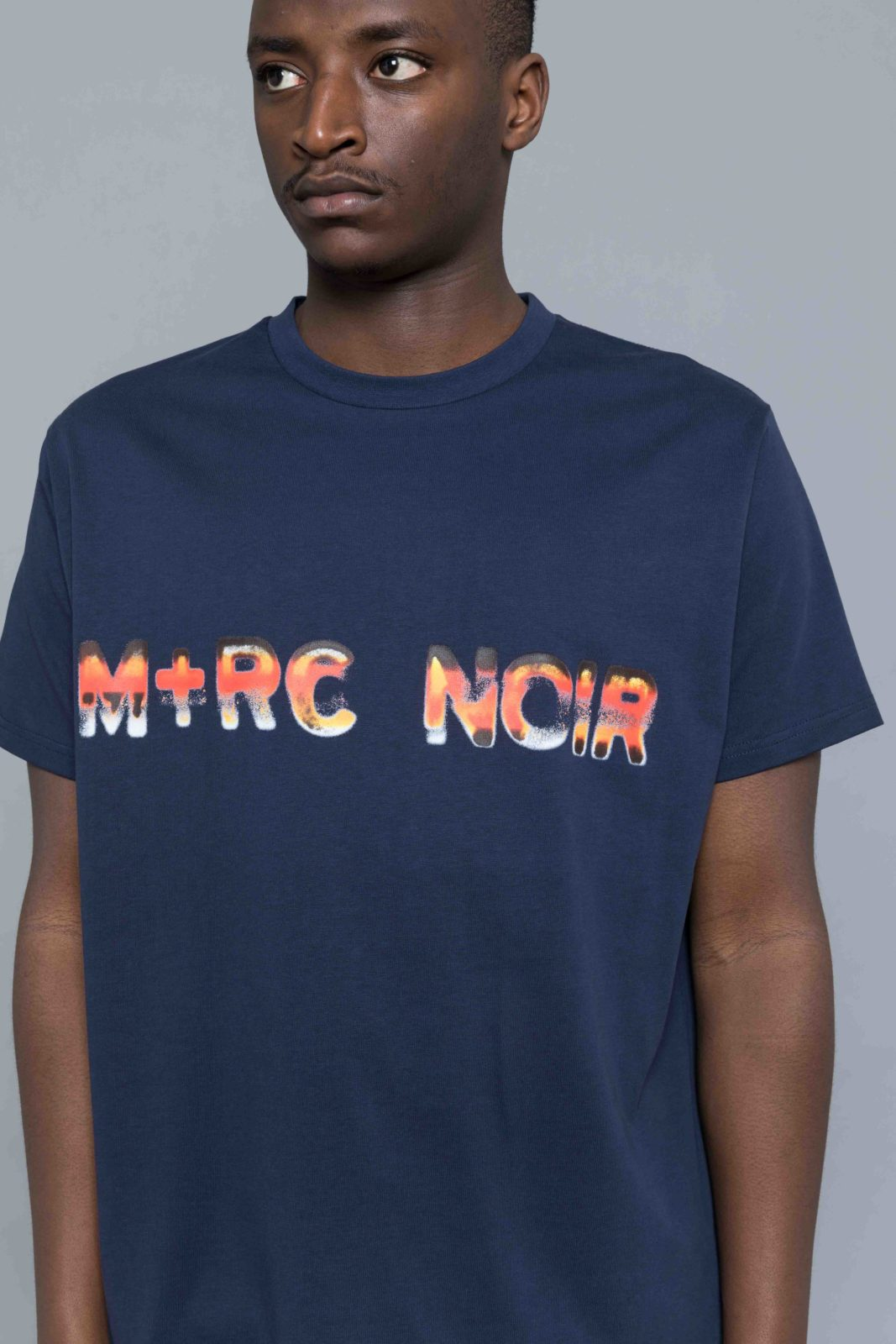 ae50242c Mrc Noir Fire Tshirt Navy M+RC Noir • Centreville Store in Brussels