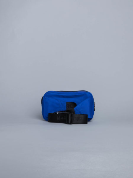Mrc Noir Ripstop Belt Bag Blue waist bag