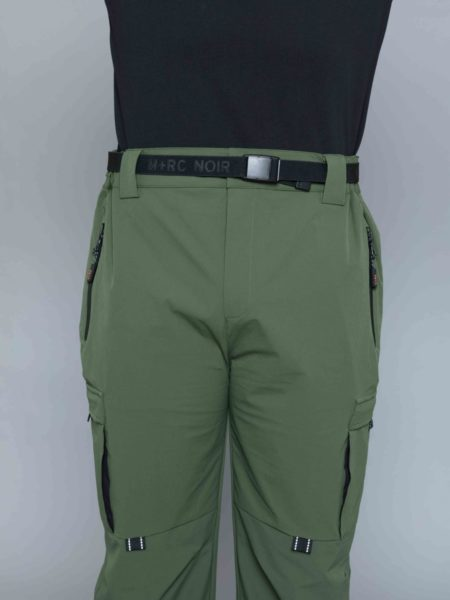 Mrc Noir Tactical Pants M+RC noir