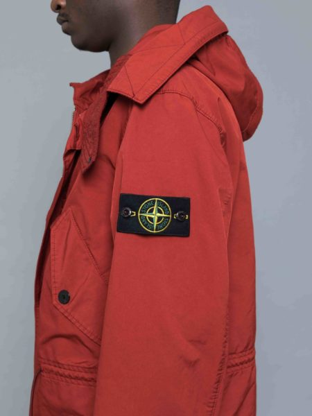 Stone Island David TC Parka Jacket sale