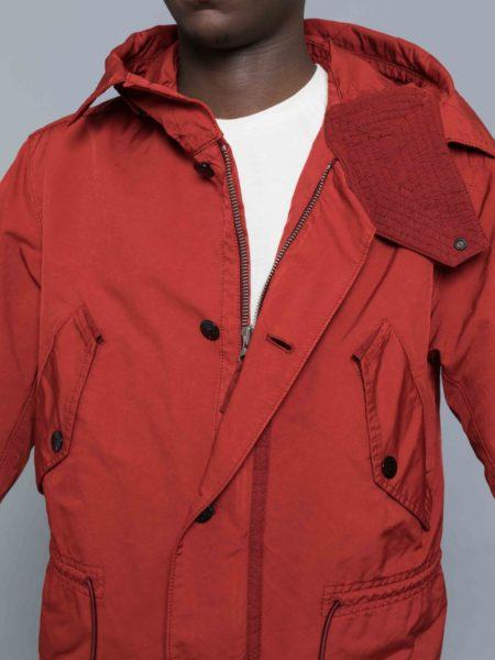 Stone Island David TC Parka Jacket sales