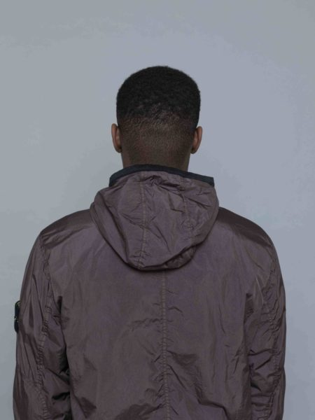 Stone Island Garment Dyed Crinkle Reps Jacket
