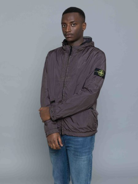 Stone Island Garment Dyed Crinkle Reps Jacket brussels