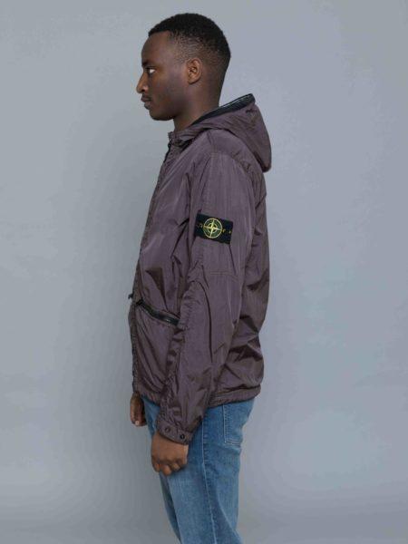 Stone Island Garment Dyed Crinkle Reps Jacket sale