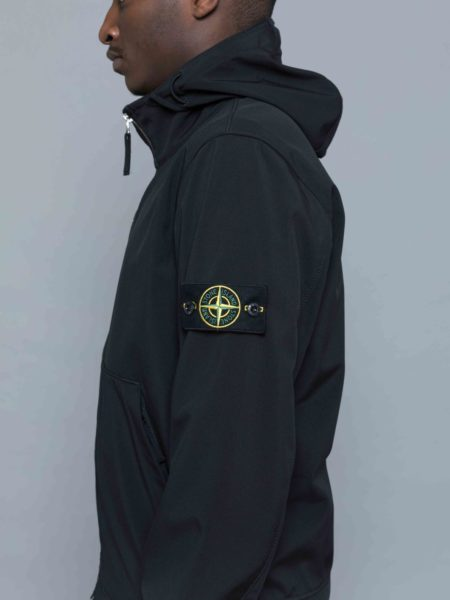 Stone Island Light Soft Shell R Jacket outlet