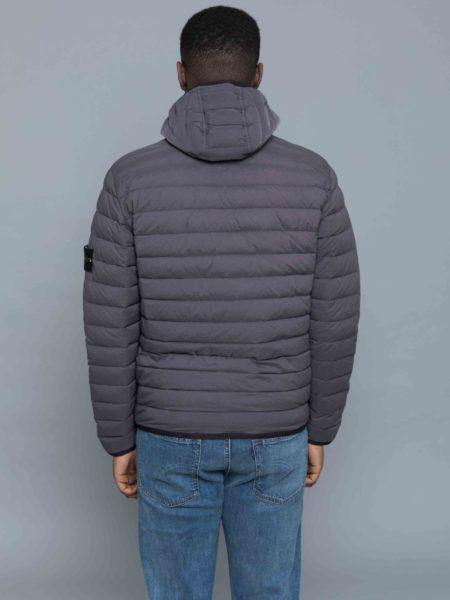Stone Island Loom Woven Down Stretch Nylon Jacket brussels