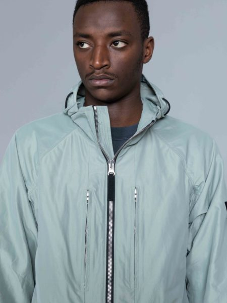 Stone Island Micro Reps Jacket hooded