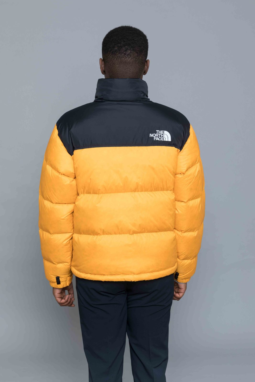 The North Face 1996 Nuptse Jacket Zinnia Orange ...