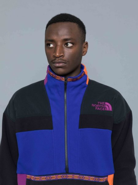 The North Face 92 Rage Fleece Anorak shop
