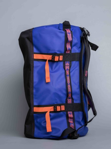 4824752379 The North Face Base Camp Duffel Aztec blue • Centreville Store
