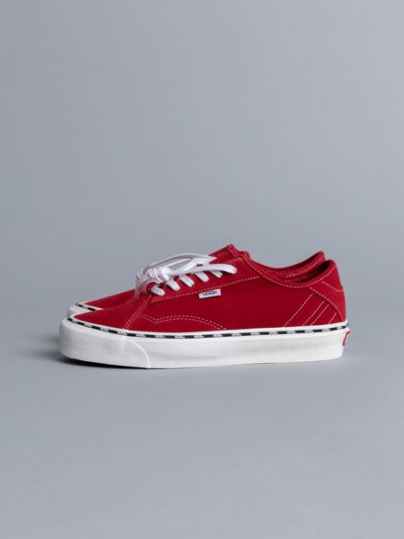 Vans Diamo New Issue Tango Red