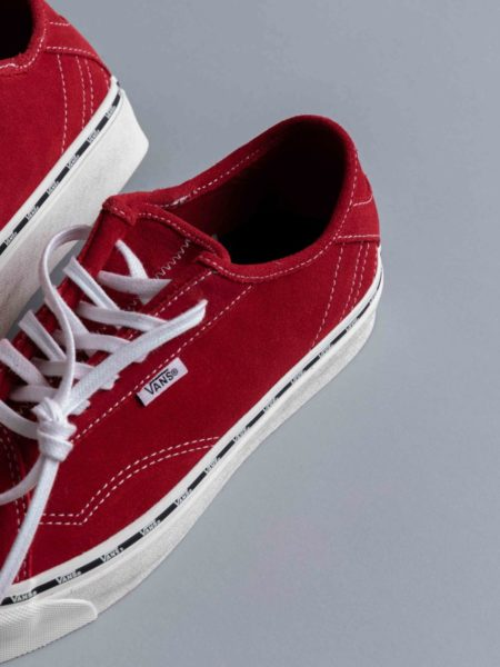 Vans Diamo New Issue Tango Red old skool