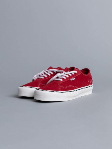 Vans Diamo New Issue Tango Red shoes