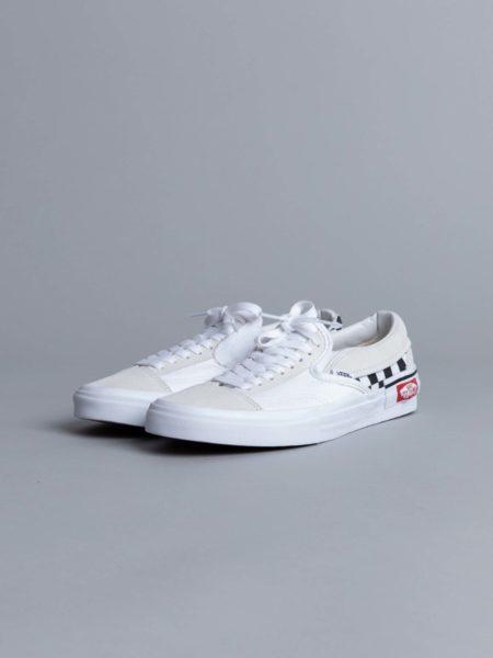 Vans Slip-on Cap LX White Checkerboard sale