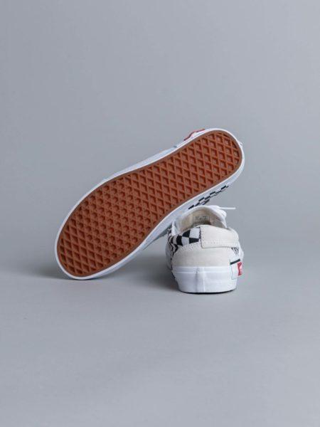 Vans Slip-on Cap LX White shoes