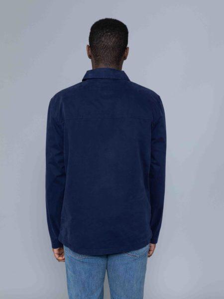 Albam Tactical Shirt Navy brand