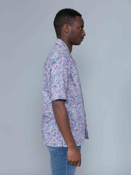 Albam Thompson Print Shirt shop