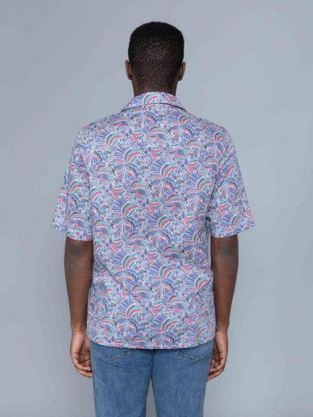 Albam Thompson Print Shirt store