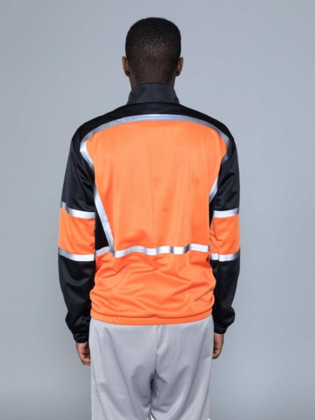 Astrid Andersen Track Jacket Orange brussels shop
