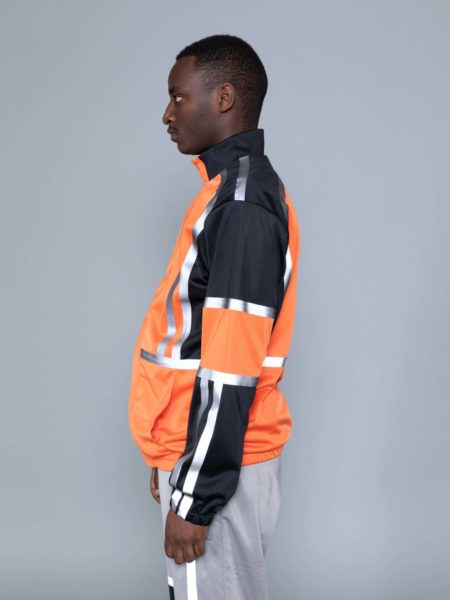 Astrid Andersen Track Jacket Orange london
