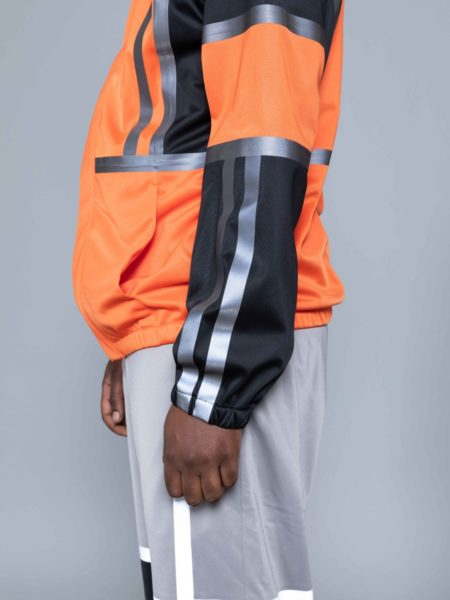 Astrid Andersen Track Jacket Orange sale