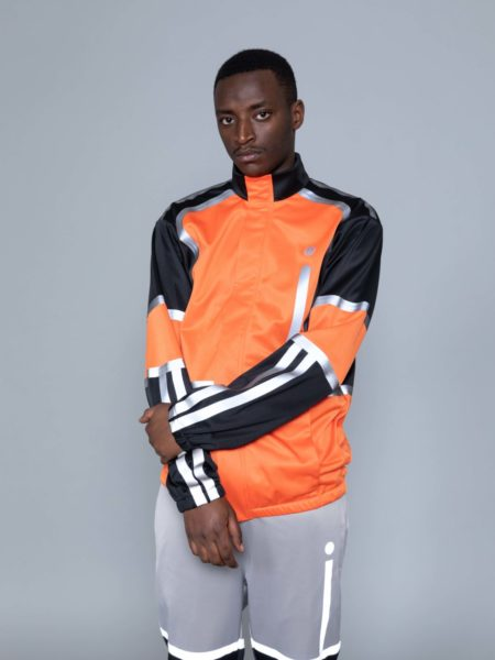 Astrid Andersen Track Jacket Orange shop