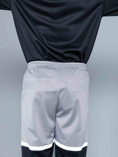 Astrid Andersen Track Pants Grey cufs