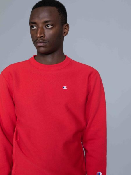 Champion Classic Sweat Red
