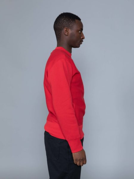 Champion Classic Sweat Red crewneck