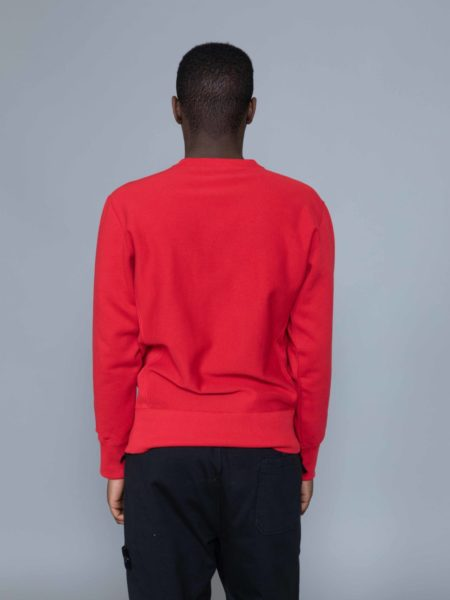 Champion Classic Sweat Red hoodie