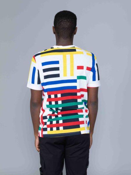 Champion Multi Check Tshirt Colored store