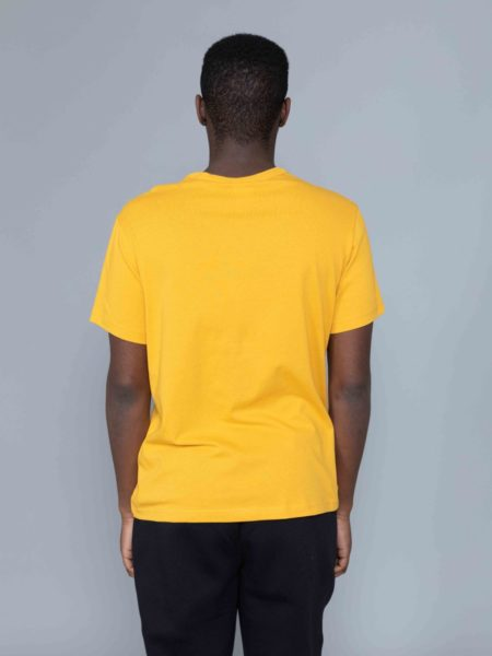 Champion Small Logo Tshirt Mustard shop