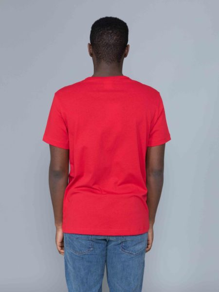 Champion Small Logo Tshirt Red brussels