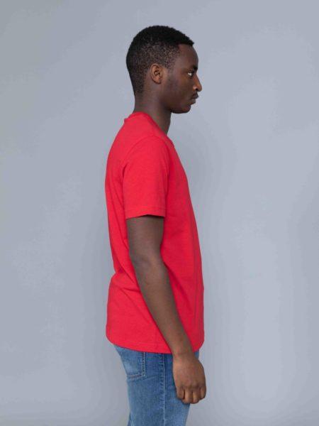 Champion Small Logo Tshirt Red sale