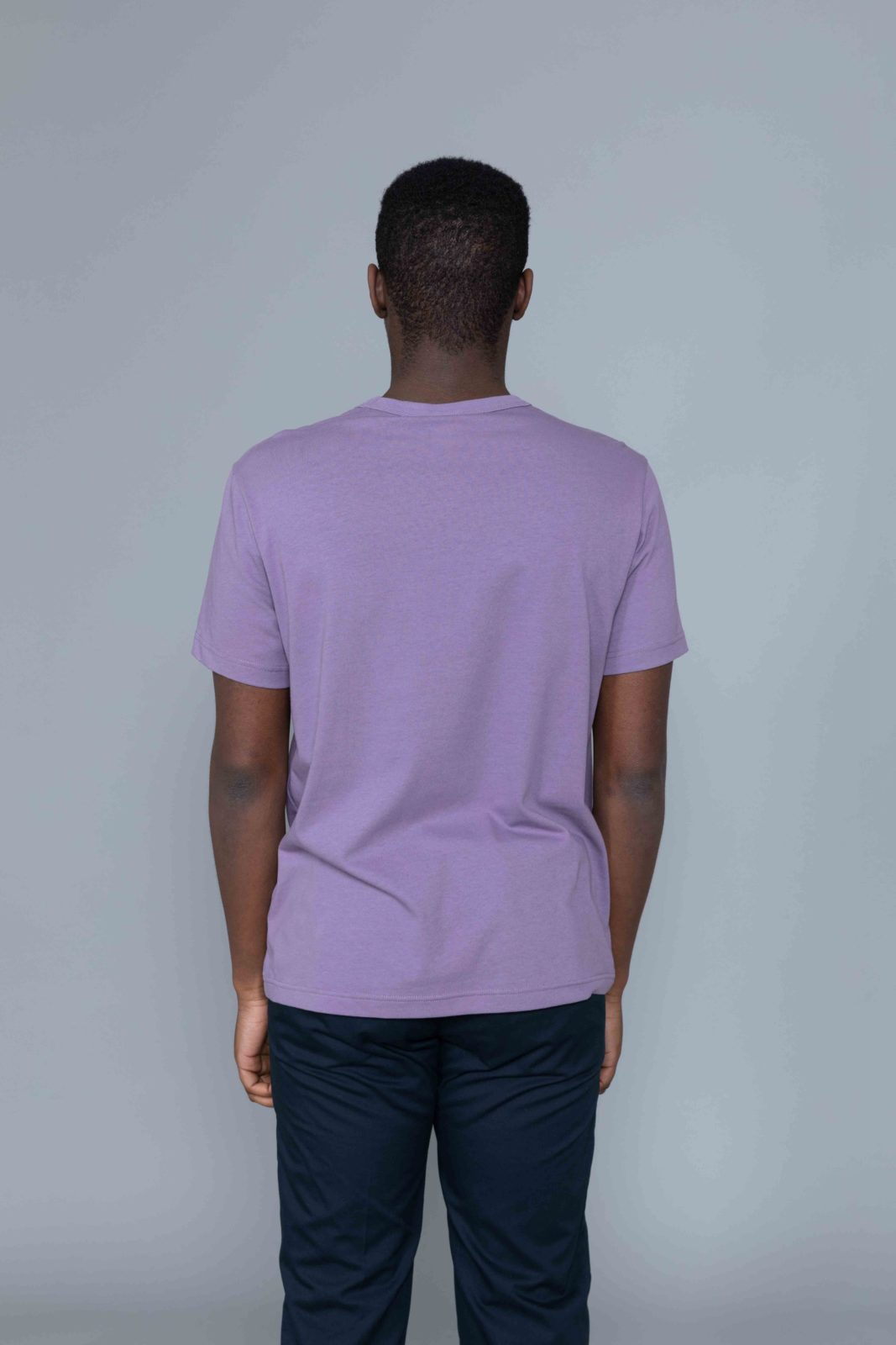 3e7fcdf3 Champion Small Logo Tshirt Washed Purple • Centreville Store in Brussels