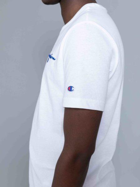 Champion Triple Logo Tshirt sales