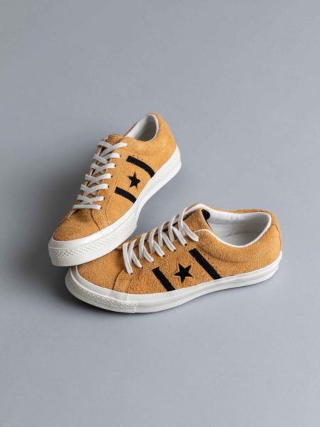 Converse One Star Academy OX Amber Ochre sneakers