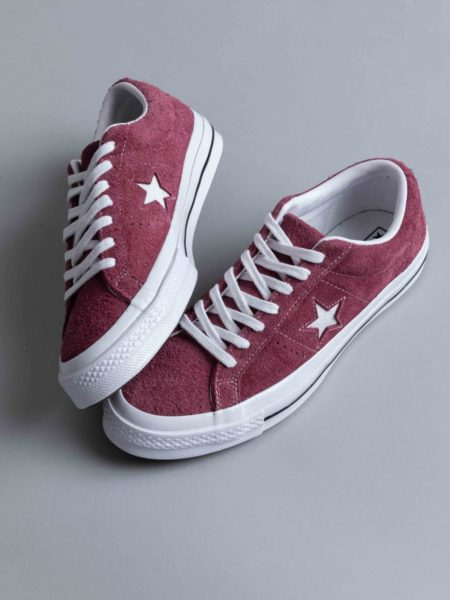 Converse One Star OX Deep Bordeaux brussels