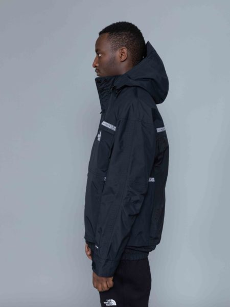 The North Face 92 Retro Rage Rain Jacket black 92 collection
