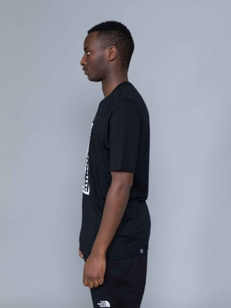 The North Face 92 Retro Rage Tshirt Black 92 collection