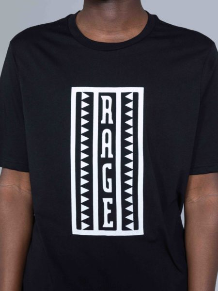 The North Face 92 Retro Rage Tshirt Black brussels