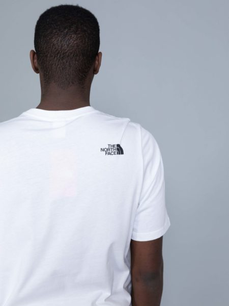 The North Face 92 Retro Rage Tshirt White sale