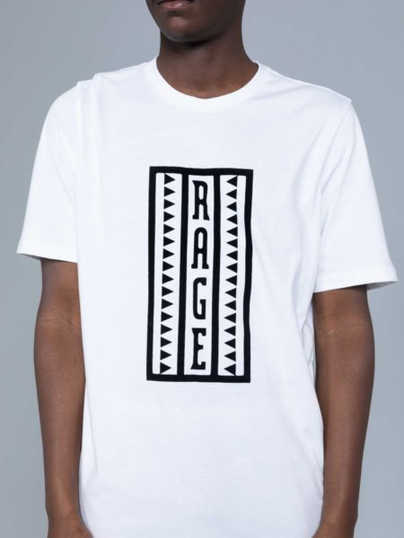 The North Face 92 Retro Rage Tshirt White sales