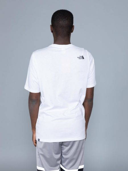 The North Face 92 Retro Rage Tshirt White shop
