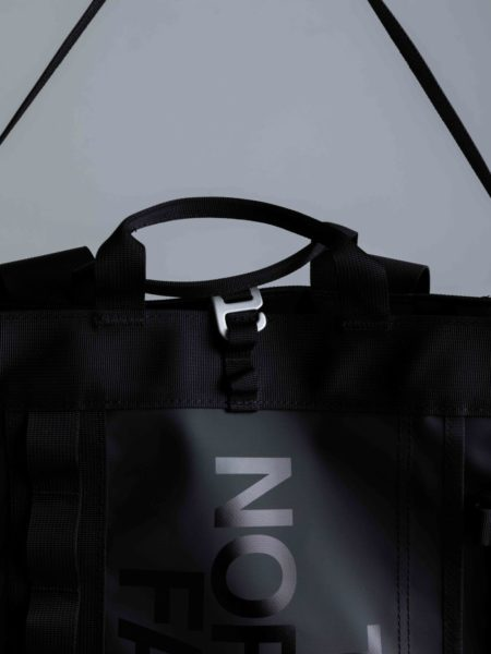 The North Face BaseCamp Tote Bag Black TNF
