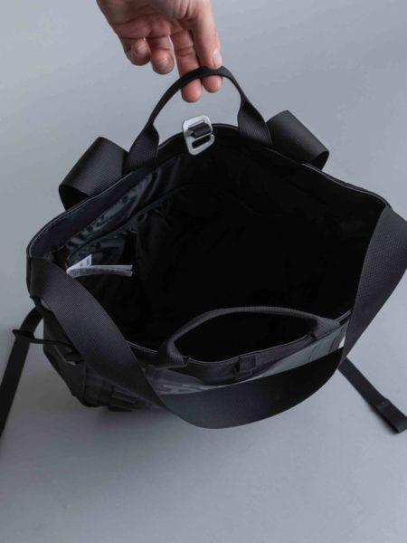 The North Face BaseCamp Tote Bag Black sale