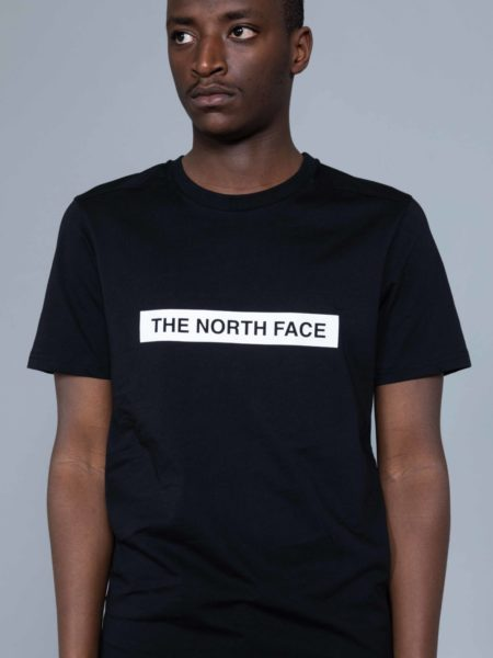 The North Face Light Tshirt Black brussels